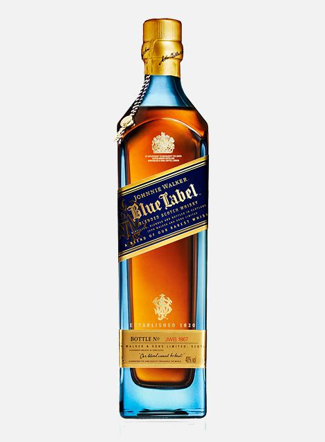 johnnie walker blue label iain claridge