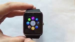 Smart Watch Gt08  U0438 U043d U0441 U0442 U0440 U0443 U043a U0446 U0438 U044f  U043d U0430  U0440 U0443 U0441 U0441 U043a U043e U043c
