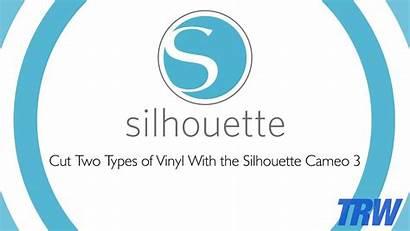 Silhouette Studio Cameo Vinyl Cut Font Cutter