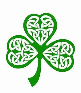 Irish Shamrock Clipart - Clipart Suggest
