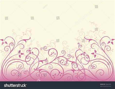 Floral Card Swirls Flourishes Stock Vector 70662265 Business Proposal Example Pdf Attire With Flat Shoes Networking Event Plan Sample Real Estate Investment For Charities Samples Elements Of On Poultry Farming Vs Cocktail
