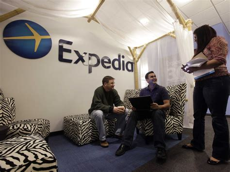 expedia  bought travelocity   million