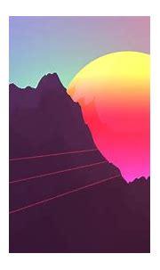 7680x4320 3D Retrowave Sunset 8K Wallpaper, HD Artist 4K ...