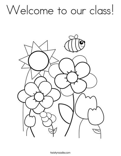 C Is For Cloud Coloring Page Twisty Noodle Color Mixing Coloring Page From Twistynoodle Education