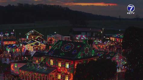 Koziar Christmas Village Boasts More Than 1 Million Lights