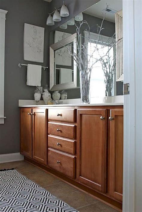 honey oak cabinets  floors images  pinterest