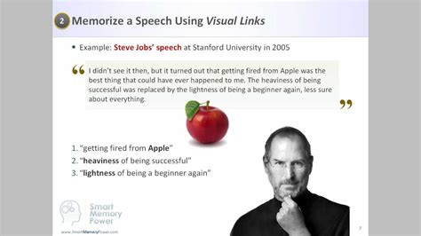 How To Memorize A Speech  3 Simple Techniques Youtube