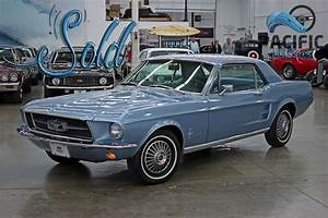 1967 Ford Mustang Coupe - Pacific Classics