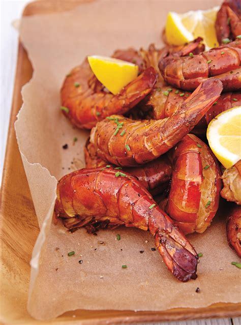 cuisine crevette smoked shrimp ricardo