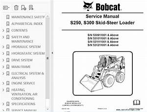 Bobcat 863 Wiring Diagram