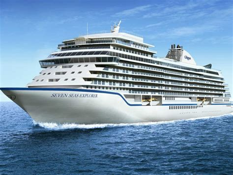 On Board The U0026quot;most Luxurious Cruise Ship Everu0026quot; U00b7 TheJournal.ie