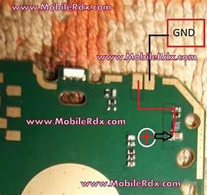 Nokia 105 Charging Problem Jumper Solution
