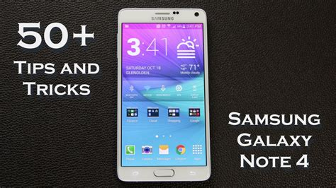 50 tips and tricks for samsung galaxy note 4 funnydog tv