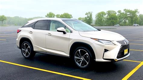 2018 Lexus Rx 350 Review Hiding Aggressively In Plain
