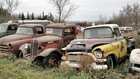 canadian trucks   die