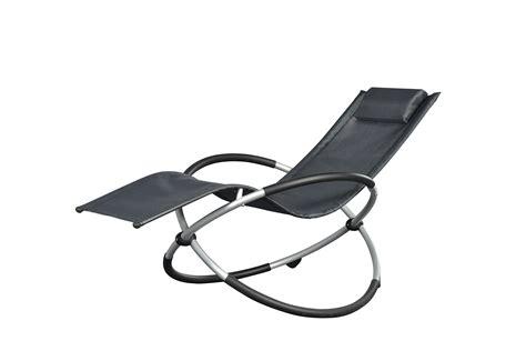 chaise longue relax chaise longue relax ellipse gris