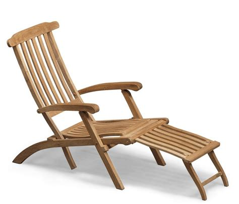 Teak Steamer Chair Fittings by Skagerak Steamer Deck Chair Teak
