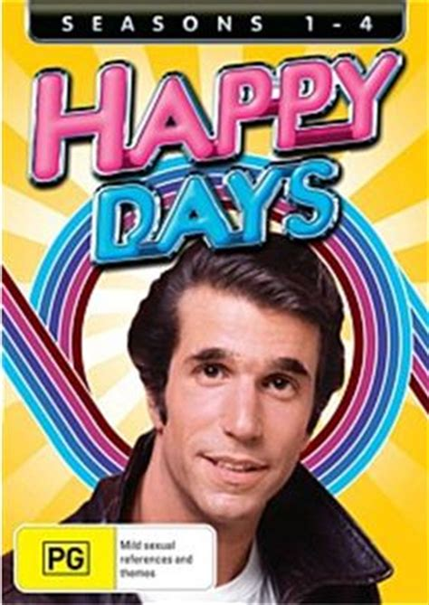 buy happy days season    dvd sanity