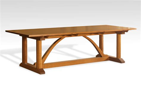 arts and crafts dining table arts and crafts table gimson lacewood furniture