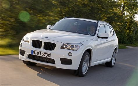 Bmw X1 2012 Widescreen Exotic Car Wallpapers #08 Of 30