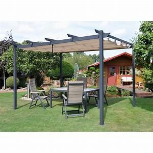 Unterschied Terrasse Balkon : leco pergola 3 m x 4 m kaufen bei obi ~ Markanthonyermac.com Haus und Dekorationen