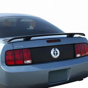 JKS® - Ford Mustang 2005-2009 Factory Style Rear Spoiler