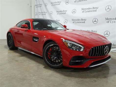 Mercedes Gt 2019 by New 2019 Mercedes Amg 174 Gt Amg 174 Gt C Coupe Coupe In
