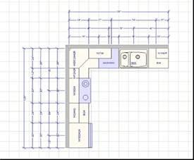 kitchen design galley kitchen layouts via remodelaholic cottage