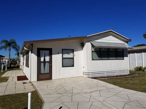 fleetwood mobile home  sale  haines city fl