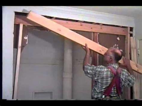 pocket door installing  regular door install