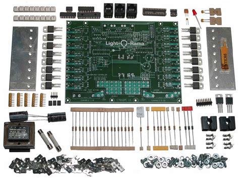 light controller kit build it yourself kits light o rama