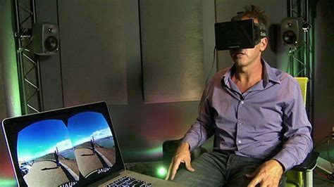 Virtual Reality Gets More Real  Bbc News