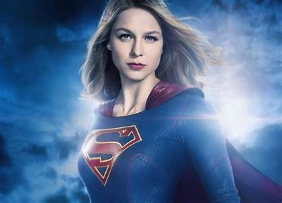 Supergirl 4k Season Wallpapers Benoist Melissa Shows
