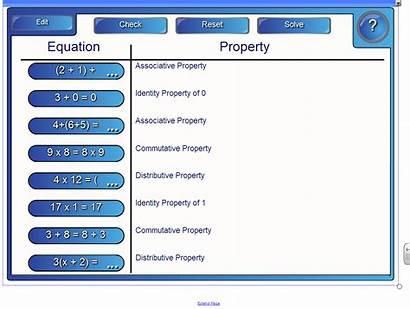 Math Properties Definitions Property Grade Distributive 6th
