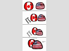 Polandball » Polandball Comics » Canada's source of heat
