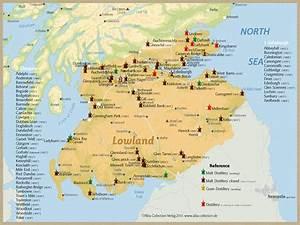 Chart 12 Region Lowland Malt Distilleries Working In