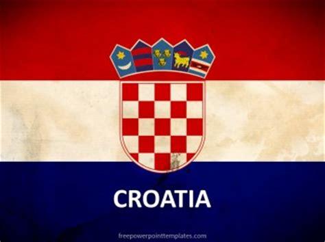 croatia powerpoint template