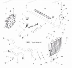 2013 Polaris Atv Wiring Diagram  Polaris Atv Repair Diagram  Polaris Electrical Diagrams