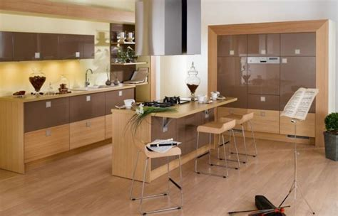modern wooden kitchen designs modern kitchens 25 designs that rock your cooking world 7796