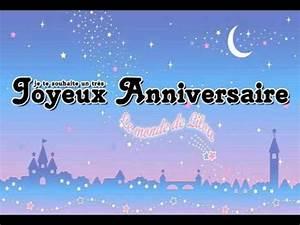 Joyeux Anniversaire Reine Des Neiges : joyeux anniversaire chanson pour enfant linda raynolds ~ Melissatoandfro.com Idées de Décoration