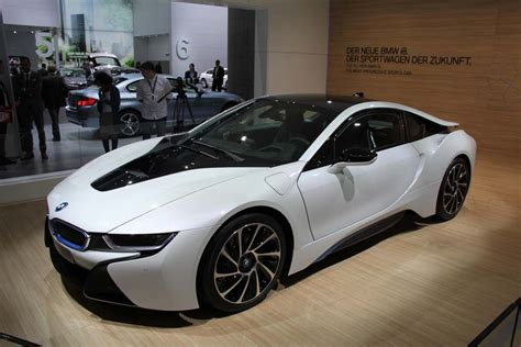 Bmw I8 Plug-in Will Carry A Supercar Price Tag