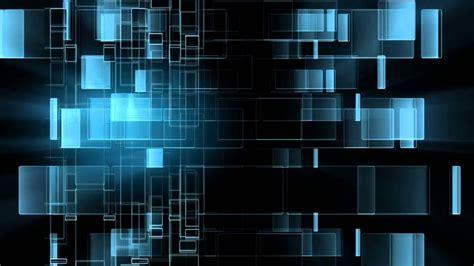 3d Wallpaper Hd by Blue 3d Blocks Hd Background Loop