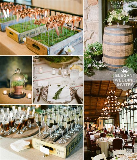 country backyard wedding ideas top 10 rustic outdoor wedding venue setting ideas for 2014