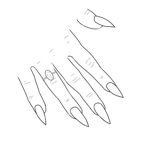 nail art adult coloring book    amazon