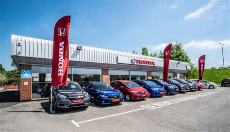 We use cookies to improve your experience on this site and show you personalized advertising. Honda Chesterfield - New & Used Cars and Servicing
