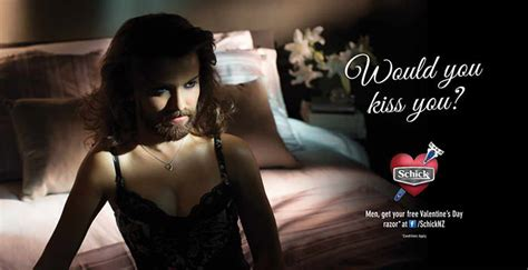 40 Clever & Creative Valentine's Day Ads