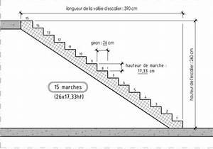 c39est quoi un cage de l39escalier dessin recherche google With attractive plan maison avec cote 7 calculer un escalier droit