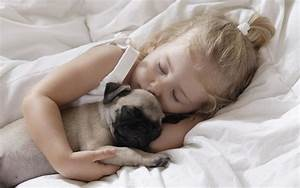 Girl and dog wallpapers and images - wallpapers, pictures ...