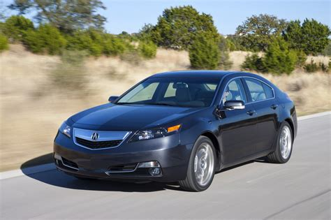 acura tl review top speed