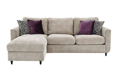 chaise sofa bed uk esprit fabric chaise sofa bed with storage furniture